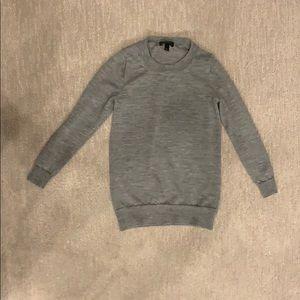 XS J Crew Marino Wool Sweater